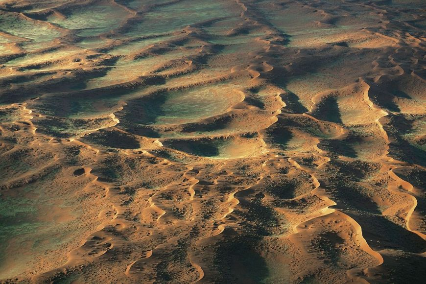 Désert de Nabib, Namibie