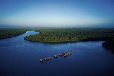 Delta de l'Orénoque, Venezuela