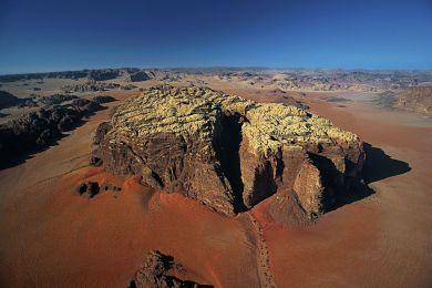 Wadi Rum, Ma'an region, Jordan