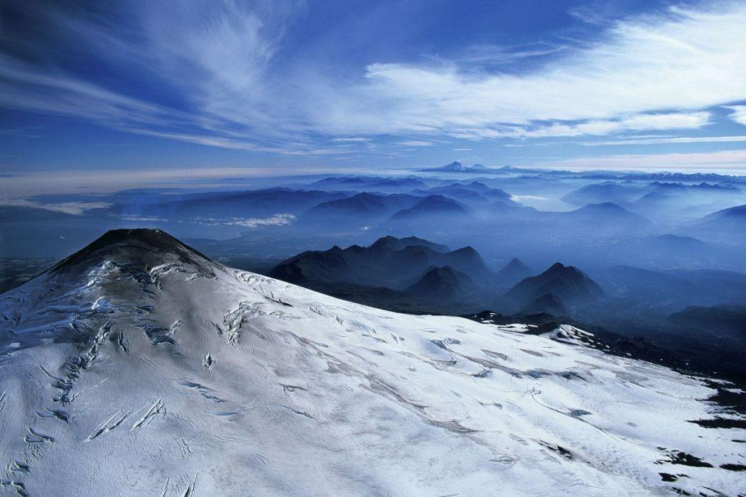 Volcan Villarrica, Chile