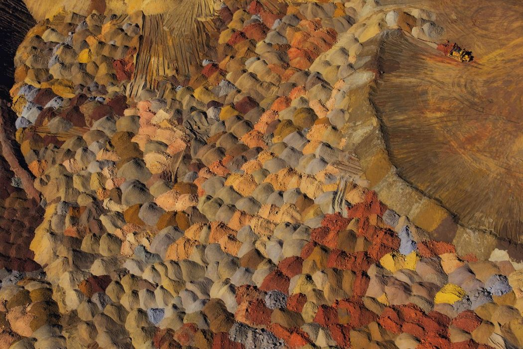 Mine du Pico do Itabirito, Brésil