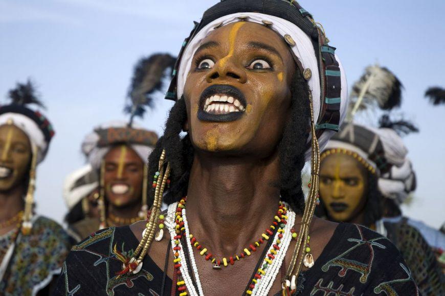 Gerewol ceremony, Niger
