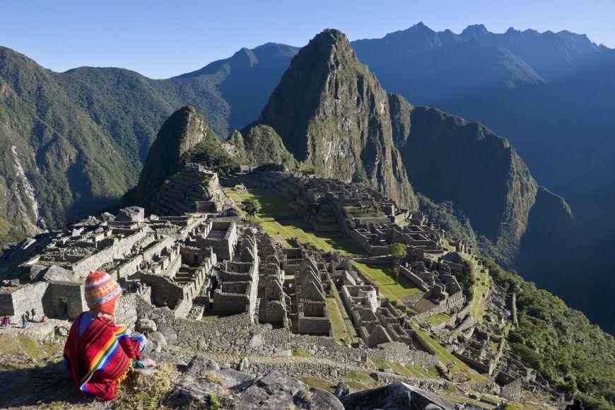 Machu Picchu, Cuzco, Pérou