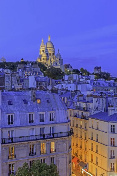 Basilique du Sacré Coeur, Paris, France