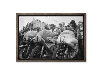 Tourist Trophy, Jack Findlay