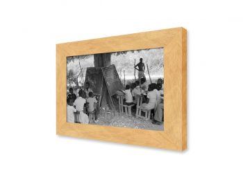 Haiti, school