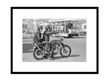 Tourist Trophy, Douglas, easy Rider