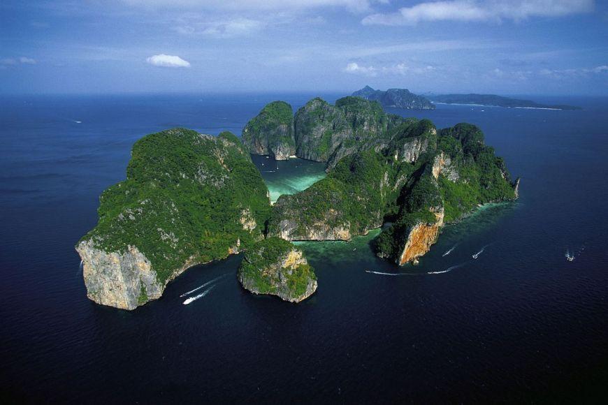 Phi Phi Lee, Phuket, Thailande