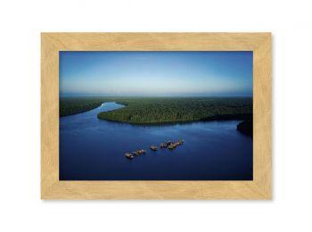 Orenoco delta, Venezuela