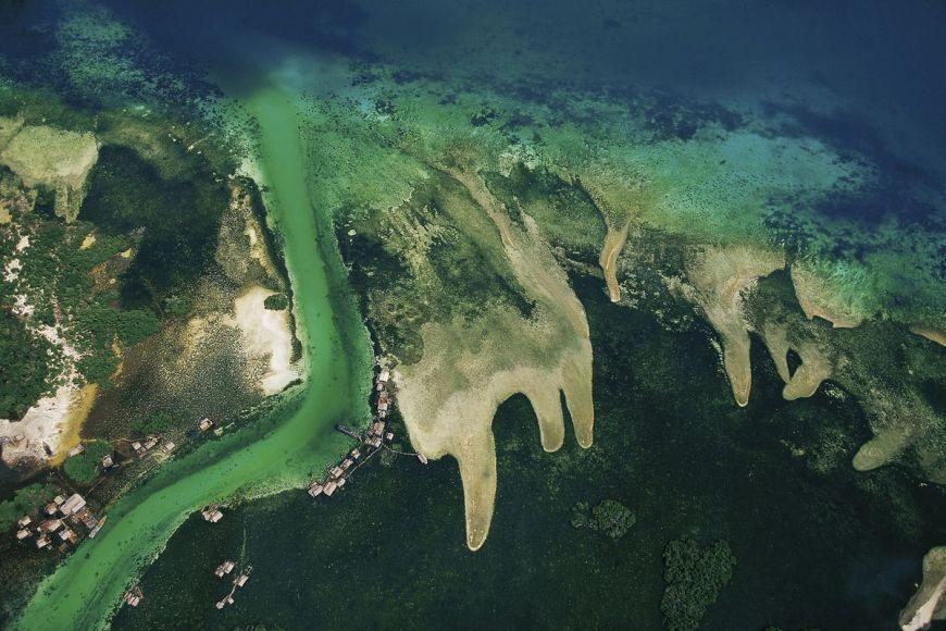 Panducan island, Philippines