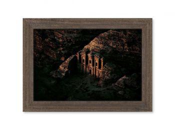 Temple, Petra, Jordan