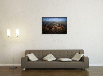 Cratère météorique, Australie