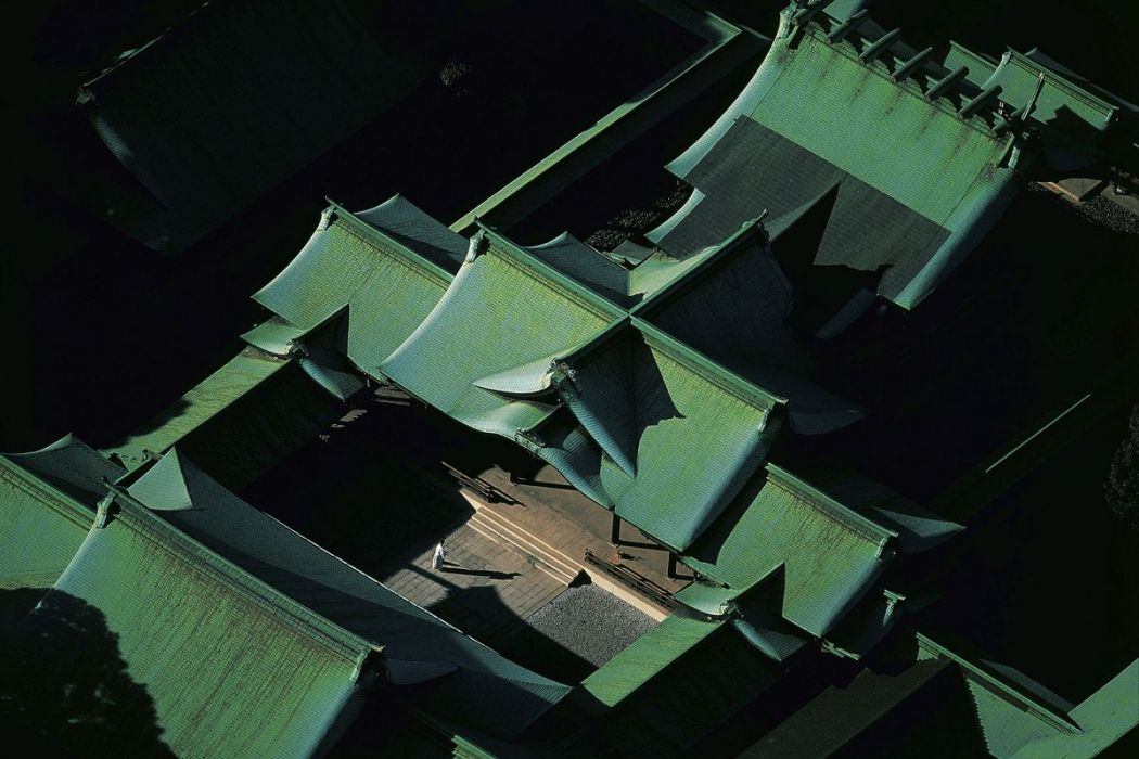 Sanctuaire shinto de Meiji-Jingu à Tokyo