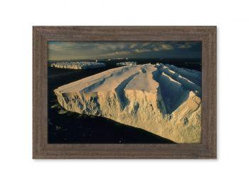 Icebergs in Adelie Land, Antarctica
