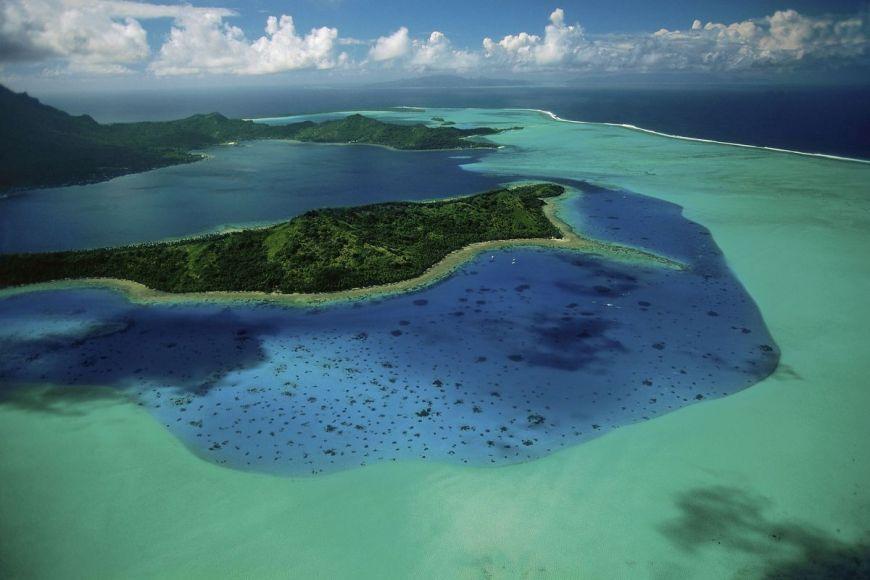 Bora Bora, Polynésie française, France